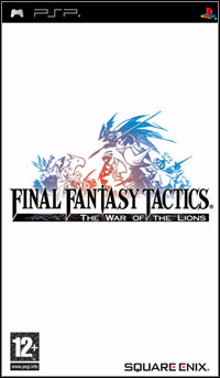 Final Fantasy Tactics The War of Lions [PSP - ISO] Español [MEGA]