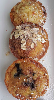 Mango Cake Mix Variety Muffins