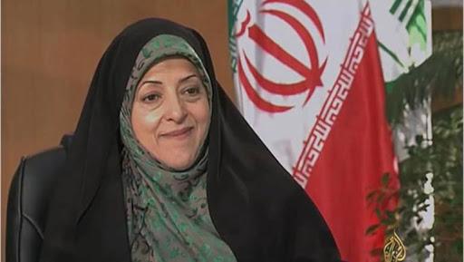 """عاجل...إصابة نائبة الرئيس الإيراني معصومة إبتكار بفيروس """"كورونا"""" قراو التفاصيل⇓⇓⇓"""