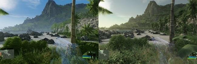 Compare Crysis Remastered vs Crysis Original