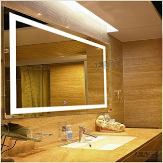 Types of Mirrors with Backlight (LED)