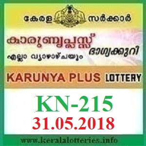 kerala lottery result from keralalotteries.info 31/5/2018, kerala lottery result 31.5.2018, kerala lottery results 31-05-2018, KARUNYA PLUS lottery KN 215 results 31-05-2018, KARUNYA PLUS lottery KN 215, live KARUNYA PLUS   lottery NR-68, KARUNYA PLUS lottery, kerala lottery today result KARUNYA PLUS, KARUNYA PLUS lottery (KN-215) 31/05/2018, KN 215, KN 215, KARUNYA PLUS lottery KN215, KARUNYA PLUS lottery 31.5.2018,   kerala lottery 31.5.2018, kerala lottery result 31-5-2018, kerala lottery result 31-5-2018, kerala lottery result KARUNYA PLUS, KARUNYA PLUS lottery result today, KARUNYA PLUS lottery KN-215,   KARUNYA PLUS lottery results today, kerala lottery results today KARUNYA PLUS, kerala lottery result today, kerala online lottery results, kl result, yesterday lottery results, lotteries results, keralalotteries, kerala lottery, keralalotteryresult, today kerala lottery result KARUNYA PLUS, kerala lottery result, kerala lottery result live, kerala lottery result today KARUNYA PLUS,  www.keralalotteries.info-live-KARUNYA PLUS-lottery-result-today-kerala-lottery-results, keralagovernment, KARUNYA PLUS lottery result, kerala lottery today, kerala lottery result today, kerala lottery results today, today kerala lottery result, KARUNYA PLUS lottery results, kerala   lottery draw, kerala lottery results, kerala state lottery today, kerala lottare, kerala lottery result, lottery today, kerala lottery today draw result, kerala lottery online   purchase, kerala lottery online buy, KARUNYA PLUS lottery today, today lottery result KARUNYA PLUS, KARUNYA PLUS lottery   result today, kerala lottery result live, kerala lottery bumper result, kerala lottery result yesterday, buy kerala lottery online result, gov.in, picture, image, images, pics,   pictures kerala lottery, kerala lottery result KARUNYA PLUS today, kerala lottery KARUNYA PLUS today result, KARUNYA PLUS kerala lottery result, today KARUNYA PLUS lottery result, KARUNYA PLUS lottery today   result,