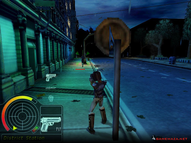 Urban Chaos Gameplay Screenshot 2