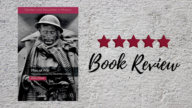 Book Review: Men of War, by Jessica Meyer