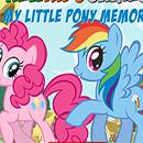 My Little Pony Memory challenge
