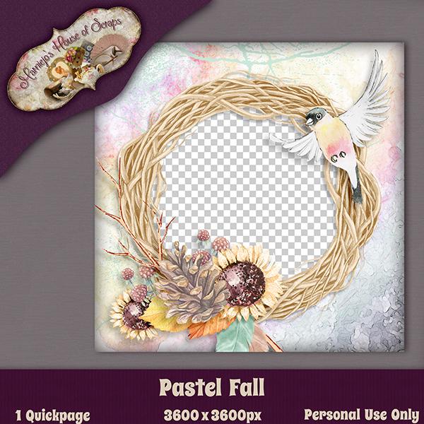 """Manic Monday - """"Pastel Fall"""""""