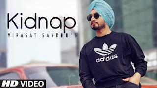 Kidnap Lyrics Virasat Sandhu