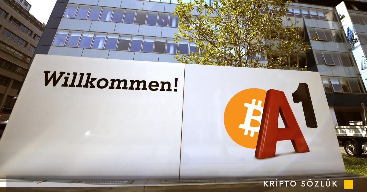 Avusturya Telekom Devi A1 Bitcoin Ödeme Desteği Getiriyor