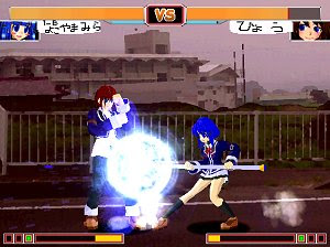 Zangefool Fighter 20XX
