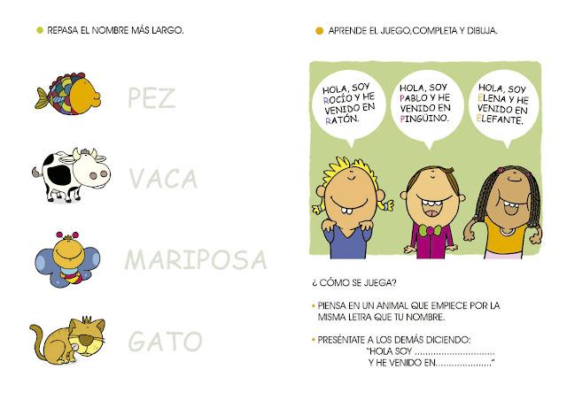 palabras y letras 1, ana sáez del arco, illustration, ilustración