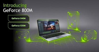Nvidia GeForce 800M(ノートブック)フルドライバをダウンロード