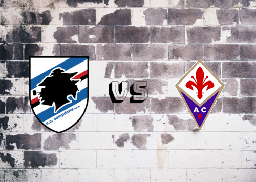 Sampdoria vs Fiorentina  Resumen