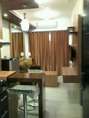 project-interior-apartemen-paragon-village-2-bedroom