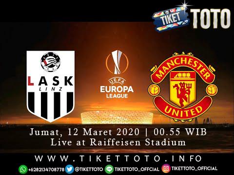 Prediksi Pertandingan LASK vs Manchester United 13 Maret 2020