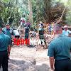 Kunker Kasrem 141/Tp, Dalam Rangka Timbinter Terpadu Rem 141/Tp di Makodim 1423/Spg TA 2019