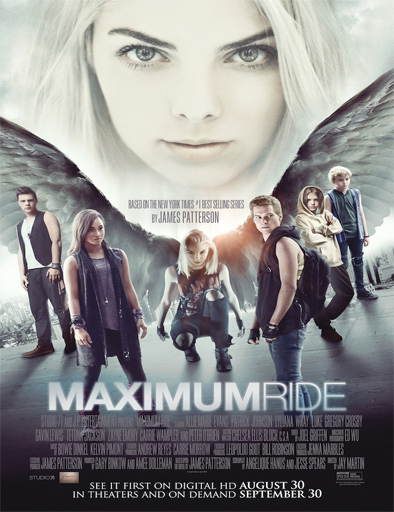 Ver Maximum Ride (2016) Online