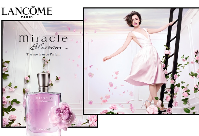 SHOPPING HEAVEN DOT NET: **New** Lancome Miracle Blossom Eau De Parfum  Spray ~ Full Size Retail Packaging
