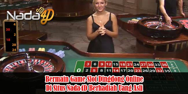Bermain Game Slot Dingdong Online Di Situs Nada4D Berhadiah Uang Asli