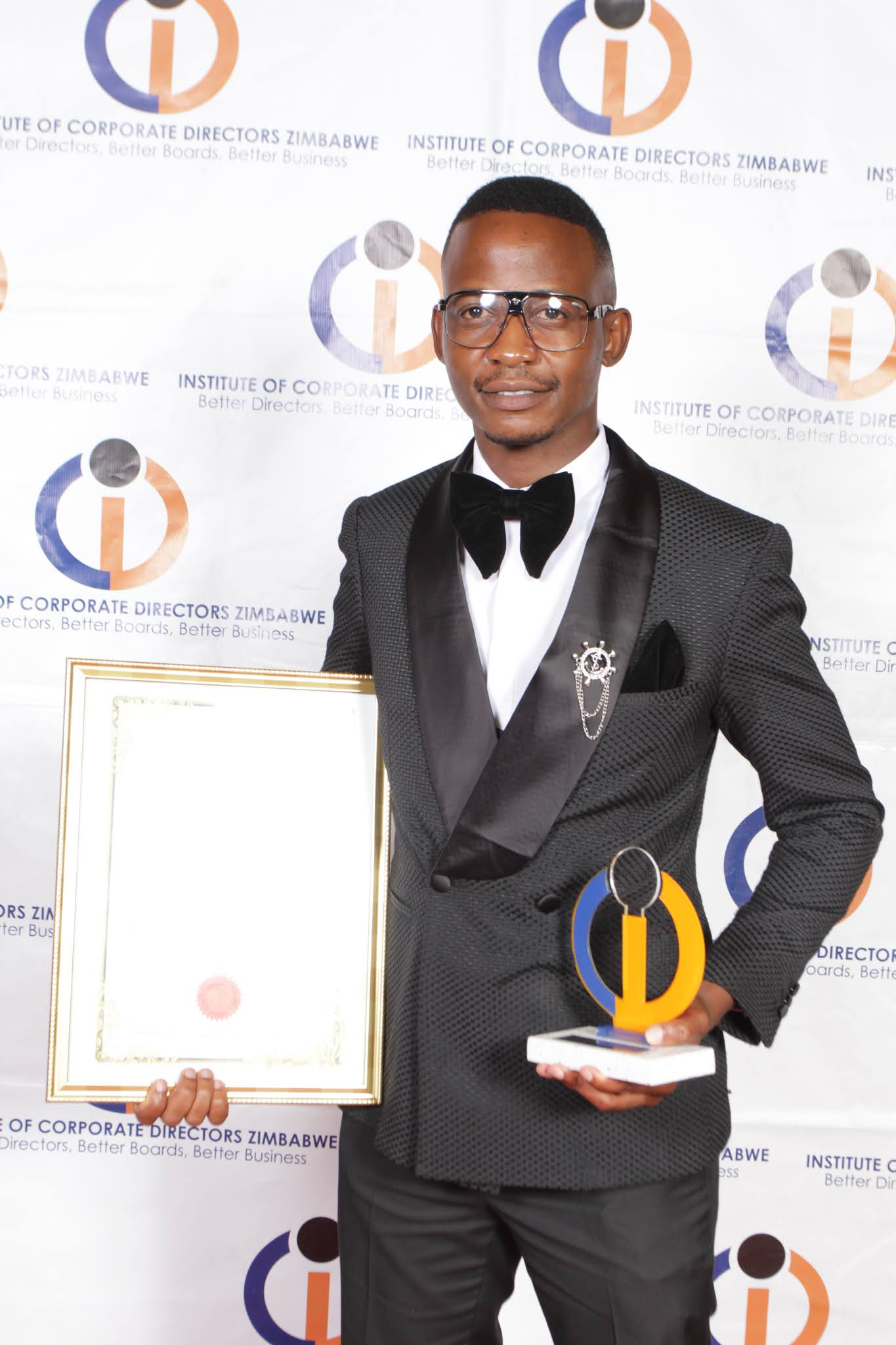 'Young Corporate Director Of The Year - Best Startup Company'