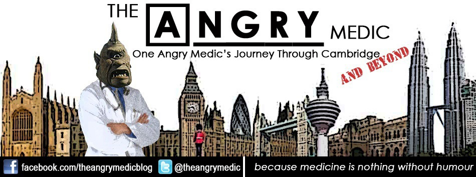The Angry Medic