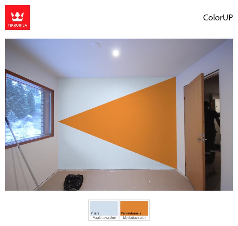 tikkurila color up värisuunnitteluohjelma
