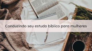 estudo bíblico para mulheres
