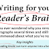 The Reader's Brain #infographic