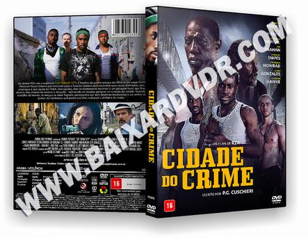 Cidade do Crime (2020) DVD-R AUTORADO