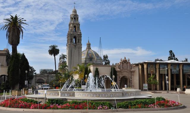Informações sobre o Museu do Homem em San Diego