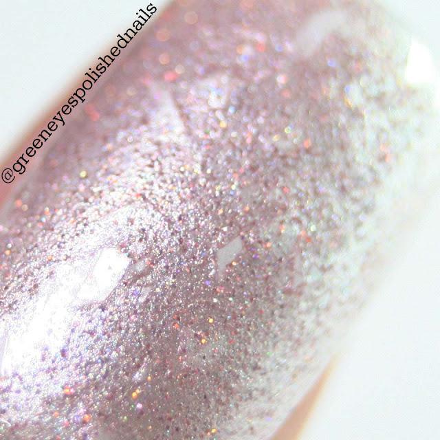 My Stunning Nails Raspberry Kiss