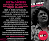 Berta Cáceres presente