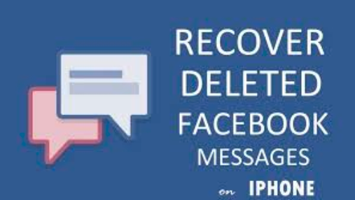 How Do I Recover Deleted Facebook Messages