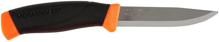 Morakniv Companion - #1 Best Fixed Blade Knife