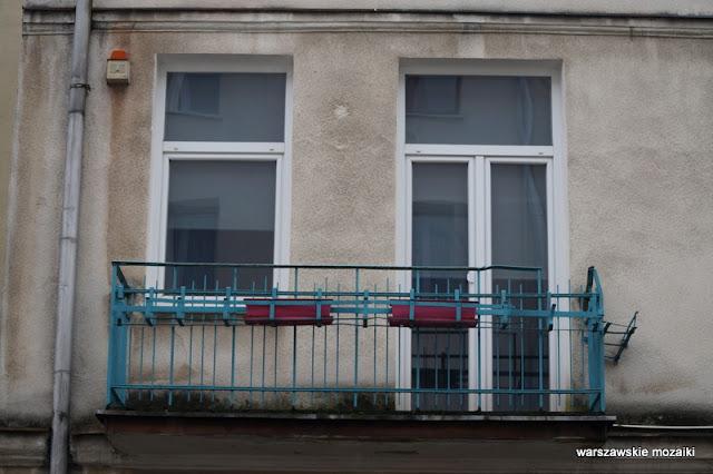 Warszawa Warsaw Stary Mokotów kamienica Ludwika i Stanisławy Tynelów architektura