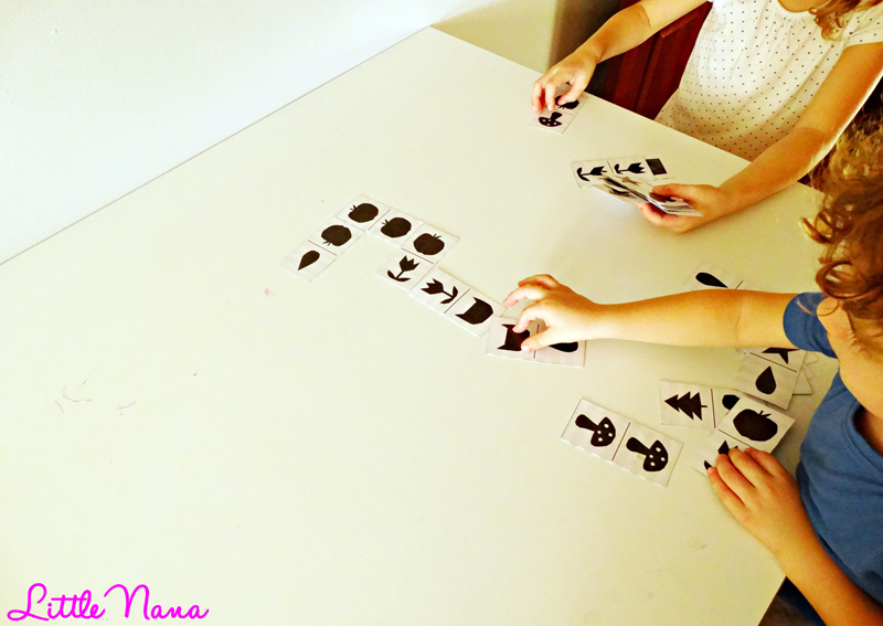 Diy domino imprimible