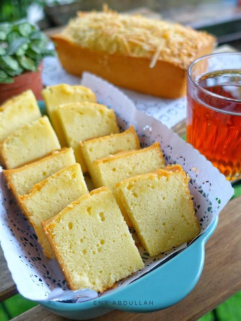 buttercheese cake, kek buttercheese, cheese buttercake, buttercake gebu, buttercake mudah, resepi kek mudah