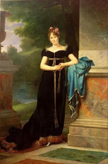 Hrabina Maria Walewska - François Gérard - 1812
