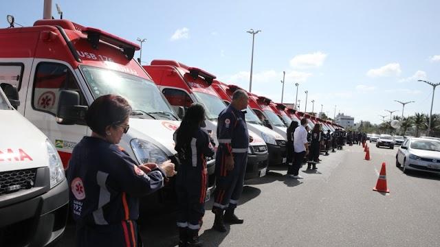 Barroquinha, Camocim e Granja são contemplados com o serviço do Samu no Ceará