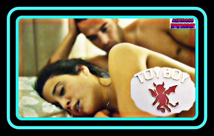 María Pedraza sex scene - Toy Boy (2019) HD 720p
