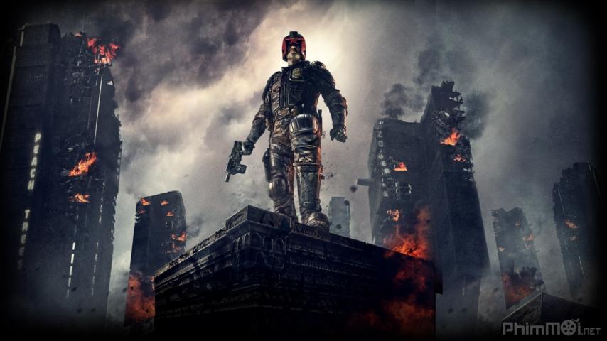 Hội Thẩm Phán - Dredd (2012)