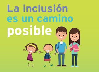 La inclusión es un camino posible
