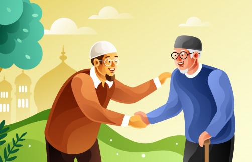 Sikap Ikhlas, Sabar, dan Pemaaf | Agama Islam SMP Kelas VII (Revisi)
