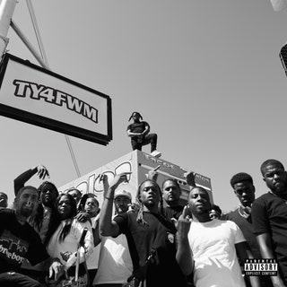ALLBLACK - TY4FWM Music Album Reviews