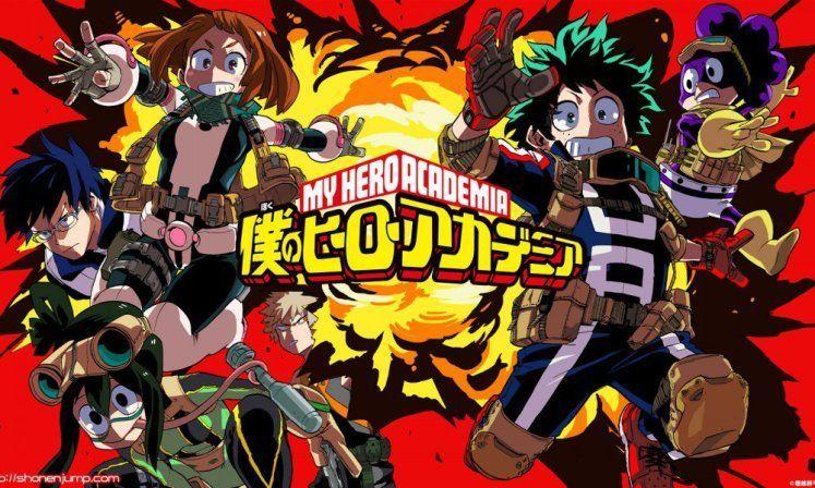 Boku no Hero Academia Season 2 Batch Subtitle Indonesia