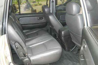 Interior Kabin Isuzu New Panther Facelift 2005