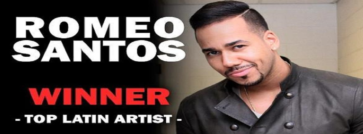 Romeo Santos gana el Top Latin Artist