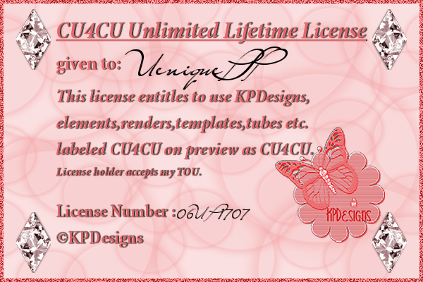KPDesigns CU4CU Unlimited License