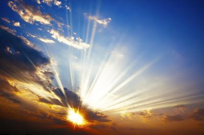 Resultado de imagem para raio de sol