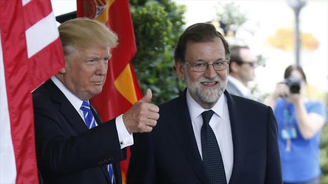 """España agrede a Venezuela por órdenes de Trump"""