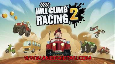 Hill Climb Racing 2 Mod Apk v1.9.0 Unlimited Money/Gold No Root Terbaru
